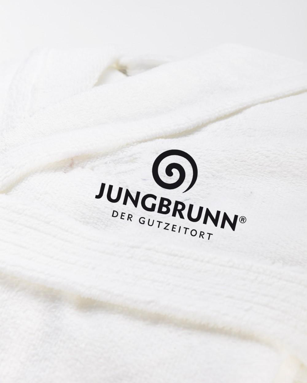 Jungbrunn Bademantel