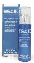 Hydra Clinic - Total Nutrition RH30 Repair-Nachtcreme - 50 ml