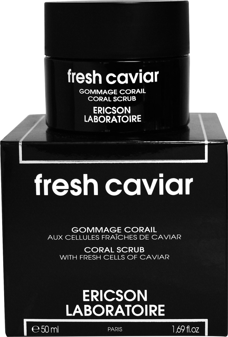 Fresh Caviar - Korallenpeeling Gommage Corail