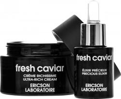 Fresh Caviar - Luxus Behandlungsset - Creme und Serum 50 ml + 15 ml