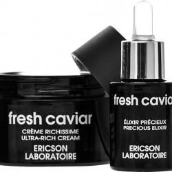 Fresh Caviar - Luxus Behandlungsset - Creme und Serum